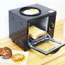 トースター おひとりさま 一人暮らし 食パン 目玉焼き ソーセージ 朝ごはん おしゃれ ブレイクファスト ラピュタパン 新生活 引っ越し ラピュタ飯 [公式]朝食を手軽においしく「お一人様モーニングトースター」 SOTBFMKR