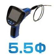 液晶付内視鏡ファインスコープ 5.5mm径 1Mモデル LC551FTU