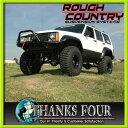 【即納・国内在庫】ROUGH COUNTRY (ラフカントリー)1984-2001y JEEP XJチェロキー(2WD/4WD)3インチアップサスペンションキッ...