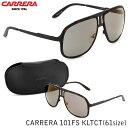【CARRERA】(カレラ) サングラス CARRERA 101FS KLTCT 61サイズ ティアドロップ アジアンフィット ミラー カレラ CARRERA carrera メンズ レディース