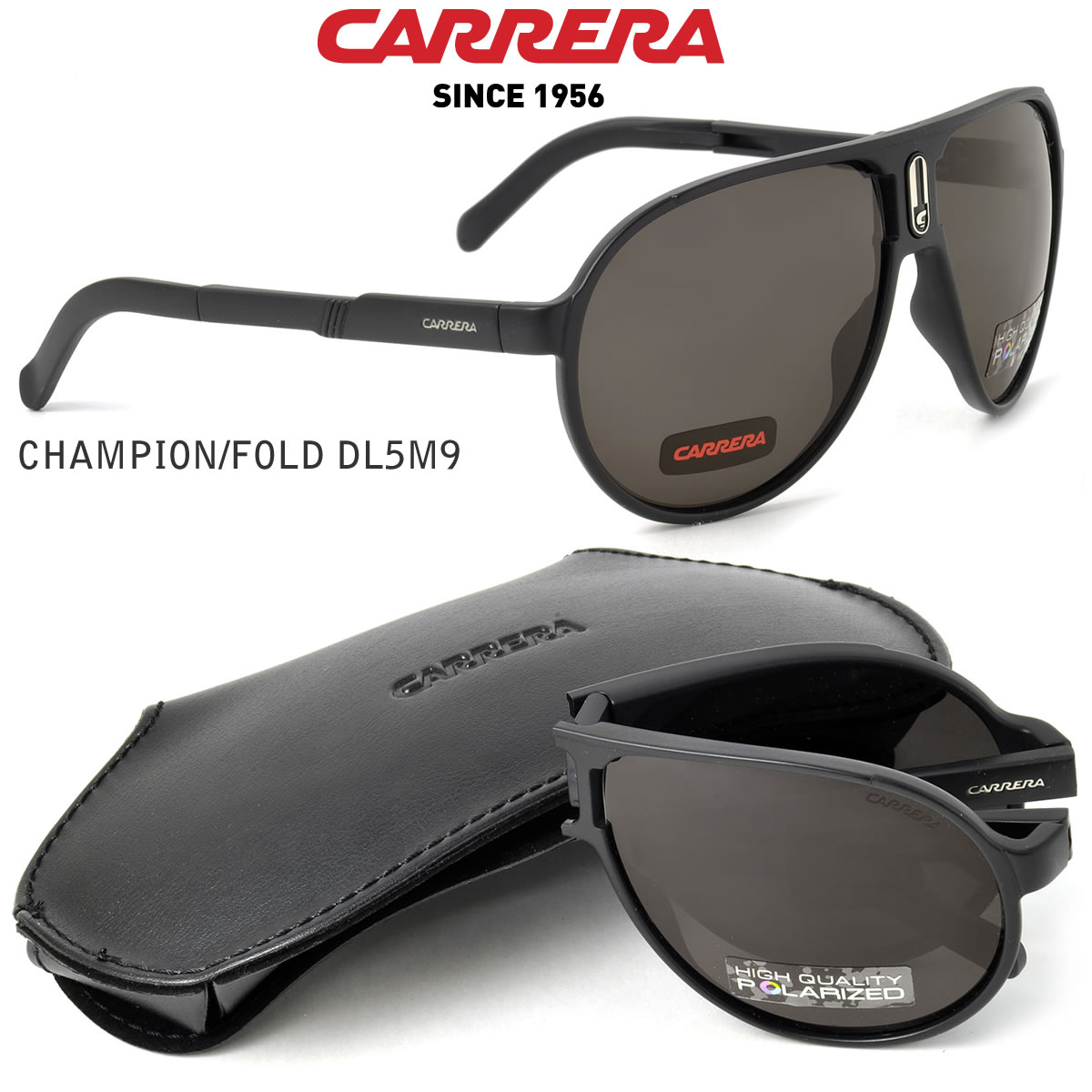 6c3c727bc9 ... carrera champion fold sunglasses