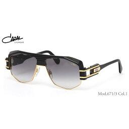 【CAZAL】(カザール) サングラス レジェンズ 671/3 001 59サイズ レジェンド CAZAL LEGENDS メンズ レディース