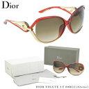【Dior】 (ディオール) サングラスDIORVOLUTE2F 60RCC 62サイズVOLUTE ボリュート バタフライ アジアンフィッティングモデルDio...