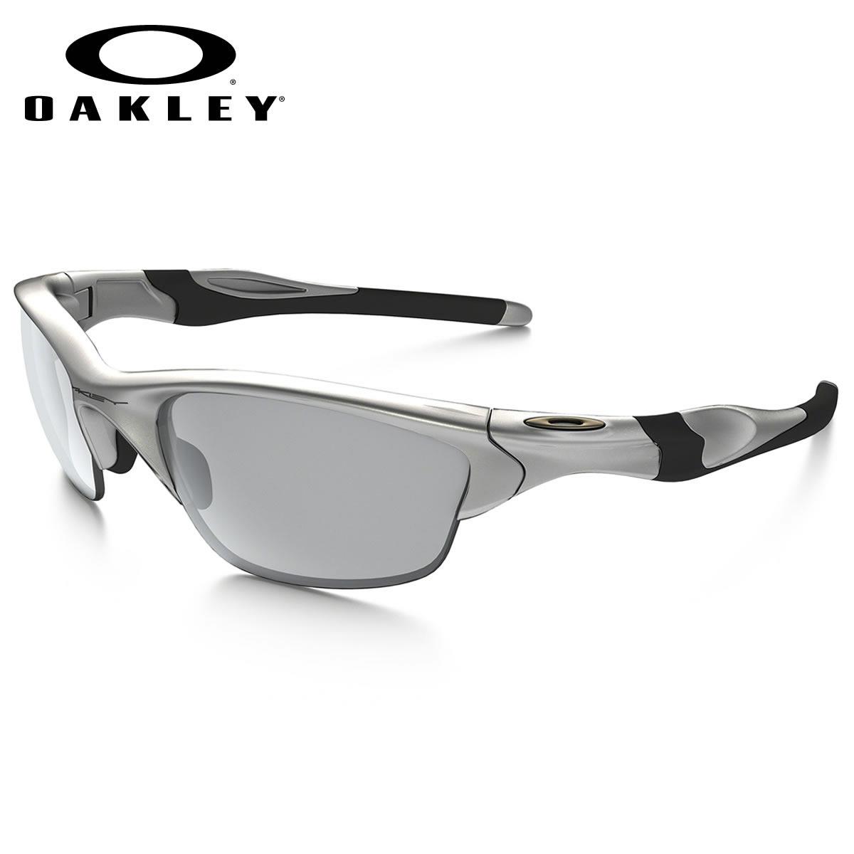 オークリー サングラス ハーフジャケット2.0 OAKLEY OO9153-02 HALF JACKET 2.0 ASIA FIT Silver / Slate Iridium オークレー アジアンフィット ミラー メンズ レディース
