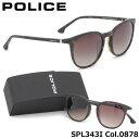 【ポリス】 (POLICE) サングラスSPL343I 0878 52サイズJUNGLE2 ボストンPOLICE メンズ レディース