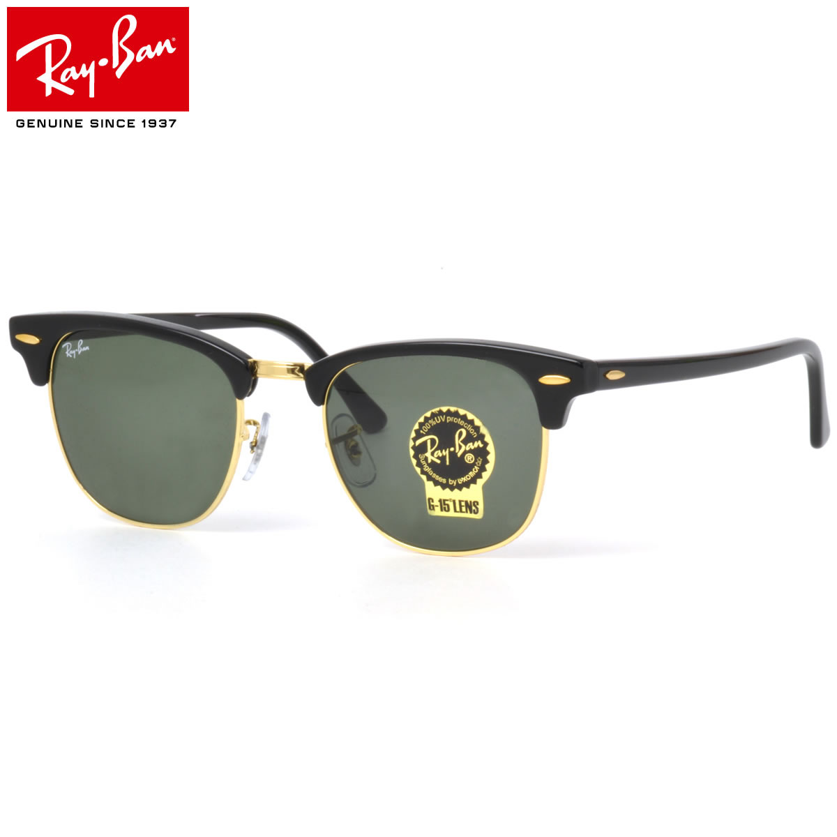 ray ban w0365 04jd  ray ban black clubmaster sunglasses rb3016 w0365