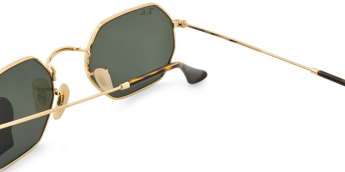 34df407146 Ray-ban Rb3556n Octagonal Sunglasses