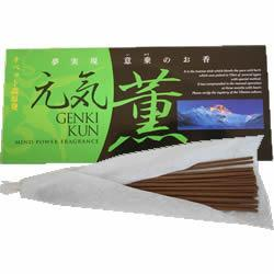 Mind power (Inori) incense peppy Kaoru (genniunn) 80 pieces
