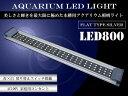 水槽用 LED 照明 LEDライト LED800 ブルー×ホ...