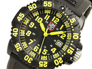 Lumi Knox navy Shields color mark series T25 notation 2007 Basel model black dial yellow index 3055
