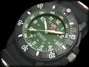 3900 Lumi Knox men watch navy Shields diver's watch series Dai Green Al Velcro nylon belt T25 notation 3917