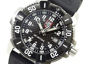 Luminox T25 notation diver watch black carbon character machine rubber belt 6101