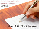 ネコポス270円配送 【レビュー記入で3年保証】SHEAFEER ボールペン シェーファー Sentinel センチネル 筆記具
