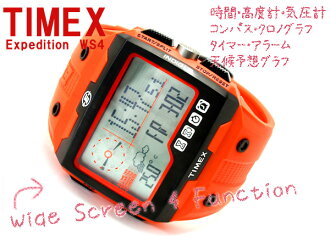 Timex expedition WS4 men's outdoor watch Orange T49761