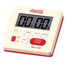 【SEIKO CLOCK】セイコークロック コカ・コーラ COCA COLA キッチンタイマー デジタル AC603C