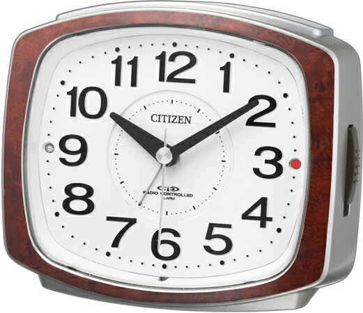 Citizen electric wave alarm clock スタンダードネムリーナ R429 4RL429-023