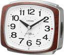 【CITIZEN】シチズン 電波目覚まし時計 スタンダード ネムリーナR429 4RL429-023【正規品】