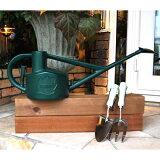 使用豪斯Eikoku Puratchikku易于制造的产品仍然是浇水5.0升Rongurichikan:绿色; Eikoku浇水豪斯公司,(软管)颜色Rongu[英国HAWS社製のプラッチック製ジョウロ 使い勝手のよさはやっぱり 5.0L ロングリーチカン: