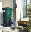 アウトレット/ Be Green 英国製雨水タンク 200Lセット これだけあればすぐに使用可能 スタンダード 本体に傷があります、あらかじめご了承くださいませ...