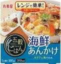 ショッピング海鮮 丸美屋 五穀ごはん海鮮あんかけ 300g まとめ買い(×6)
