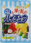 森永 塩と果実のハイチュウアソート 77g まとめ買い(×6)| 4902888238796 (tc)