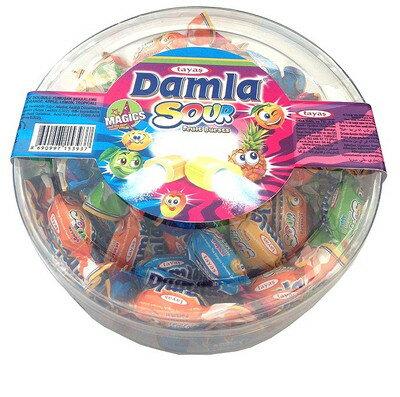 ダムラ ソフトキャンディ サワー 300g まとめ買い(×24)|8690997153937:菓子(c1-tc)