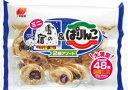 三幸製菓 雪の宿ミニ&ぱりんこ2種アソート 185g まとめ買い(×12)