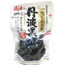 フジッコ おまめさん・丹波黒黒豆 140g ケース 10個入り|4902553010092-10:食品(出c1-tc)