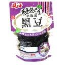 フジッコ お豆さん・北海道産黒豆 130g ケース 10個入り|4902553010283-10:食品(出c1-tc)