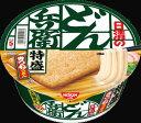 麵類 - 日清食品 どん兵衛 特盛きつねうどん ケース 130g×12個入り|4902105042069-12:食品(出c1-tc)