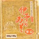 ギノー味噌 伊予のみそ麦みそ(甘口)660g |4971989007631:調味料
