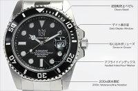 200m防水ダイバーズウォッチメンズ腕時計腕時計うでどけいメンズ