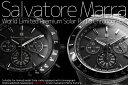 サルバトーレマーラ 電波ソーラー クロノグラフ腕時計 限定 SM14117 メンズ MENS あす楽【02P11Apr15】