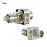 【高性能 Xシリンダー】SHOWA 516 面付錠 キー3本付属 鍵 交換 取替え【ショウワ X516】