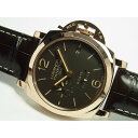 【中古】パネライ(OFFCINE PANERAI)ルミノール1950 8DAY'S・GMT PAM0...