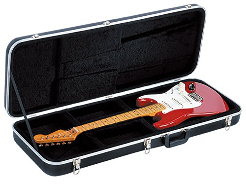 Gator ケース Deluxe ABS フィット-オール Electric Guitar ケース (Plastic) (海外取寄せ品)