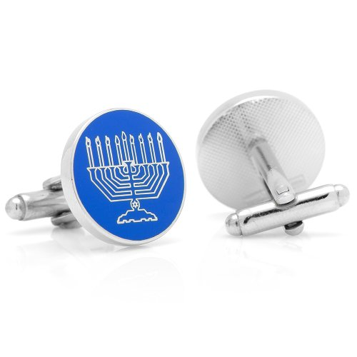 Cufflinks, Inc. Menorah Cufflinks (PD-MNH-SL) (海外取寄せ品)