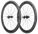 URSUS Wheels Miura CK58 Clincher Wheelset with Campagnolo Sticker, ダーク ブラック (海外取寄せ品)