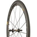 Mavic Cosmic Carbone 40 Wheelset - Clincher ブラック, Shimano/SRAM 11-スピード (海外取寄せ品)