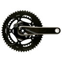 SRAM エルサ Quarq Powermeter ロード Crankset with GXP Bottom Bracket, 165mm/50/34T (海外取寄せ品)