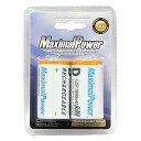 MaximalPower D2-10000 Maximalpower D NiMH Ni-Mh Rechargeable バッテリー 100...