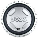 BOSS AUDIO CX122 カオス Exxtreme 12 インチ シングル Voice Coil (4 Ohm) 1400-ワット Subwoofer (海外取寄せ品)