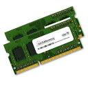 Certified for Apple MC243G/A RAM Memory モジュール 4GB 1066MHz DDR3 (PC3-8500) - 2x2GB SO-DIMMs (海外取寄せ品)
