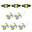 LED Interior キット ホワイト HID カラー For 2003-2008 Nissan 350Z (Pack of 8) (海...