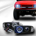 8K HID XENON BLK HALO PROJECTOR HEADLIGHT PARKING ケーエス 1998-2004 S10 P...