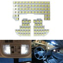 iJDMTOY Extremely ブライト Xenon ホワイト 3 PCS 57-SMD ライト Exact フィット LED Panel ライト Interior Package for Honda Accord Civic CR-V Insight Acura TSX (海外取寄せ品)