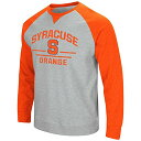 ��� NCAA Syracuse ����� Crew �ͥå� �������åȥ���� (Heather Grey) - S (���������)