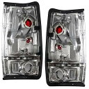�ɥ饤�С� and Passenger Taillights Tail ���� with ������ �ȥ�� ��ץ쥤������ for Nissan Pickup Truck 2655580W00 2655080W00 (���������)