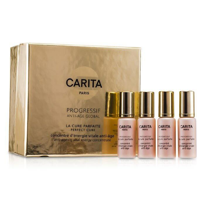 CaritaProgressif Perfect Cureカリタプログレシフ パーフェクトキュア 4x10ml/0.33oz