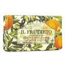 Nesti DanteIl Frutteto Moisturizing Soap - Olive & Tangerineネスティダンテイル フルッテート モイスチャライジングソープ - オリーブ&タンジェリン 250g/8.8oz【楽天海外直送】
